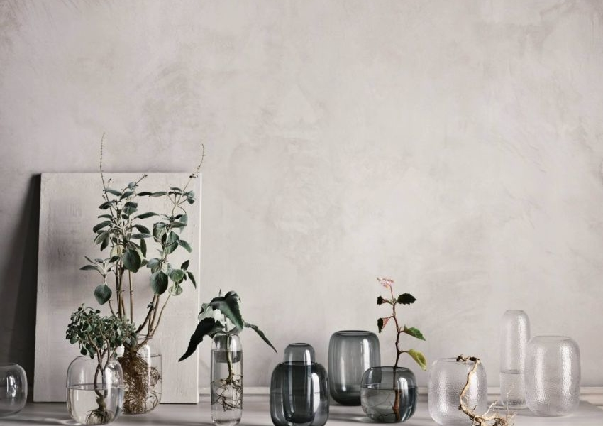 UNA Vases by Bolia can be Combined with Each Other