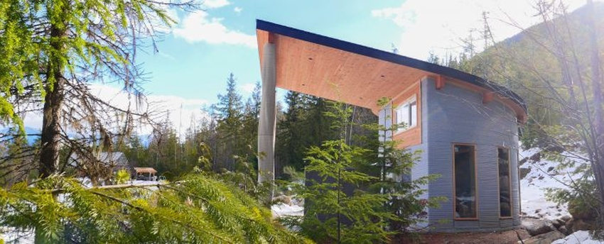 Canada's inaugural 3D printed House is available for rent on Airbnb