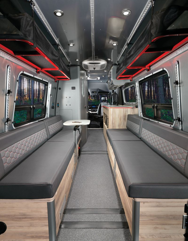 Airstream Launches All-Terrain Interstate 24X Adventure Van