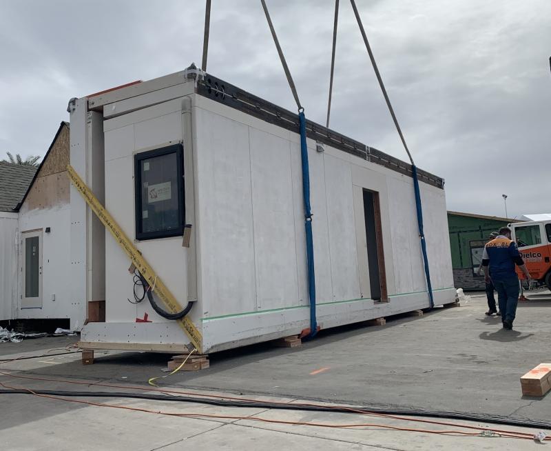 Boxabl Casita is the New Elon Musk Foldable Tiny House Apartment