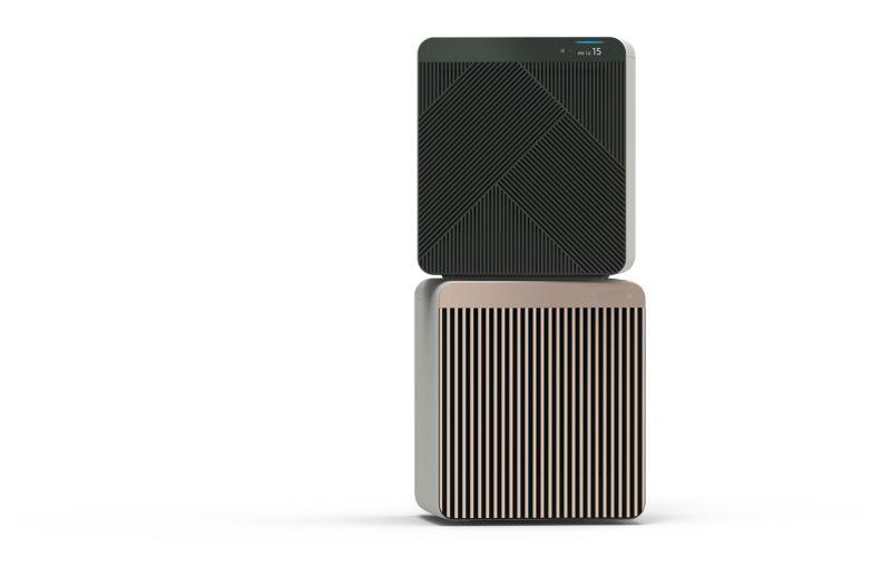 Sneak Peak at Samsung's Upcoming Bespoke Air Purifier