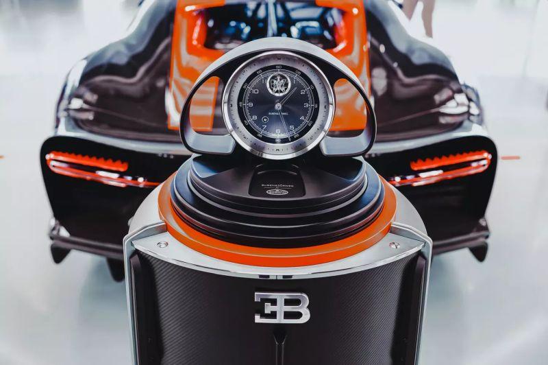 Bugatti Unveils Watch Storage Collection with Buben & Zorweg
