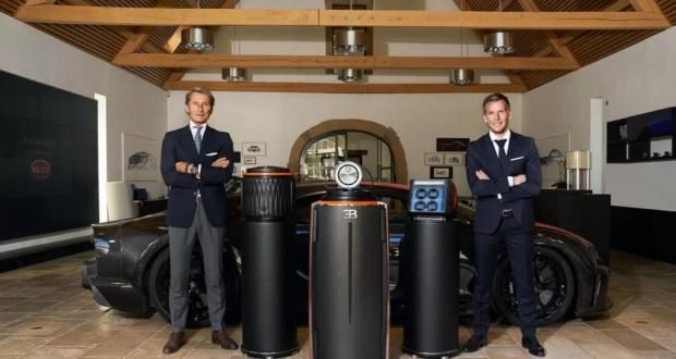 Bugatti Unveils Limited Edition Watch Storage Collection with Buben and Zorweg