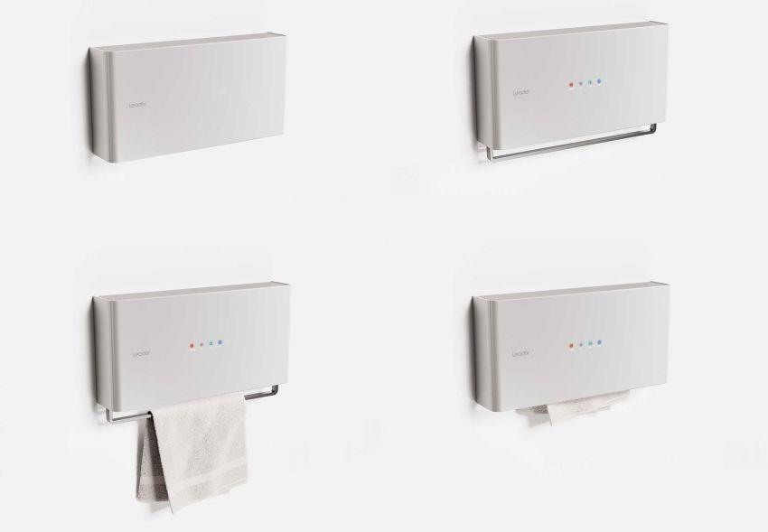 Haier's New Leader Smart Towel Dryer is Game-Changer
