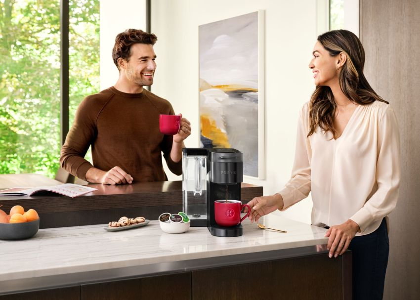Keurig Launches K-Supreme Plus SMART Brewer with BrewID Technology