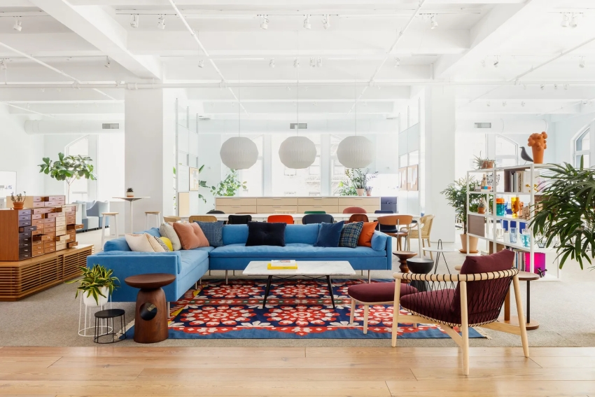 Herman Miller Takes Possession over Knoll Rename itself as HermanKnoll