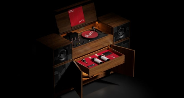Penfolds Launches Limited Edition Record Player Console for its 70th Anniversary