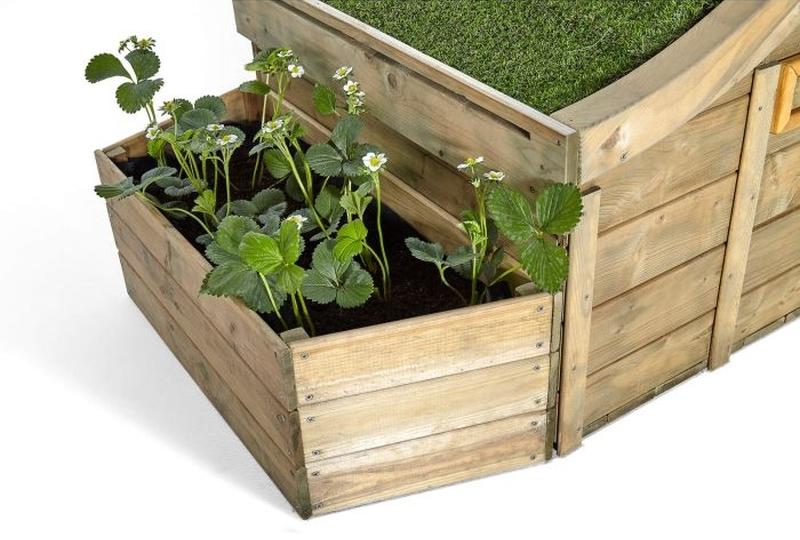 Plum Introduces Eco Friendly Hobbit house to Churn your Kid Creativity