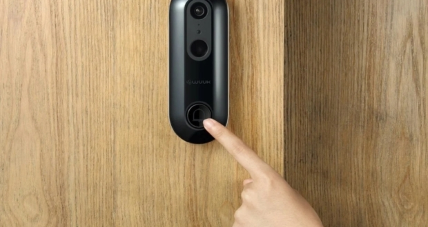 WUUK Smart Antitheft Doorbell with AI Facial Recognition and a Voice Gender Modifier to Beef up your Home Security