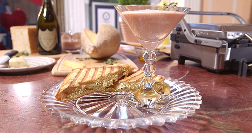 Serendipity-3 Brings 'Quintessential Grilled Cheese' – The World's Most Expensive Sandwich