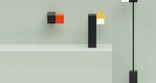 Chris Granneberg New Analog Home Office Lighting Concept Will Brighten Your Working Space
