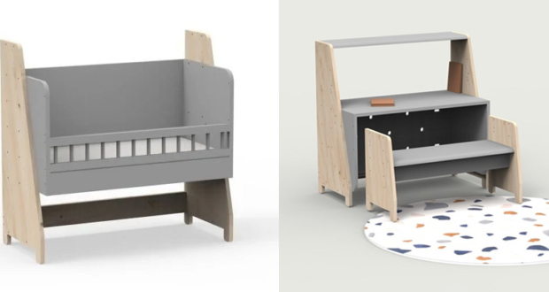 Mathy-by-Bols-ASYMETRY-Co-sleeping-cot