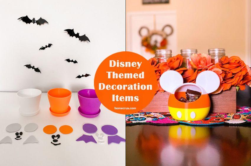 Disney-Themed-Decoration-Items-for-Halloween