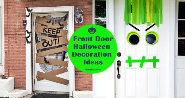 Halloween-Decoration-Ideas-for-Front-Door