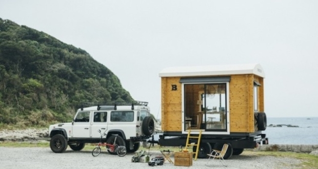 Motorable Tiny Cottages by Bess-1