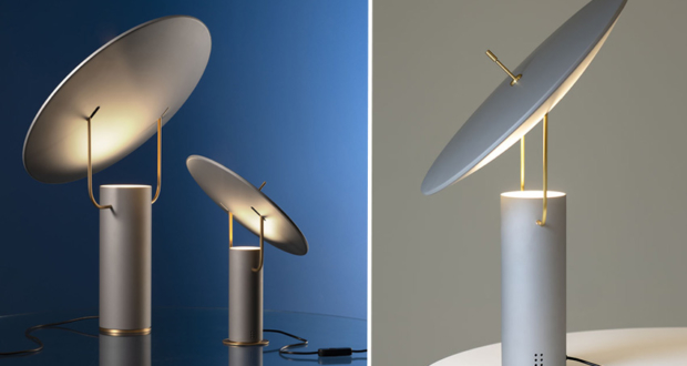 This TX1 Lamp Will Remind You of Vintage Dish TV Television